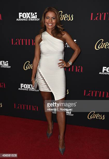 Actress Lisa Vidal attends LATINA Magazine's Hollywood Hot List party at the Sunset Tower Hotel on October 2 2014 in West Hollywood California
