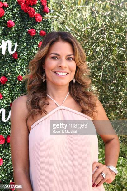 Actress Lisa Vidal attends Taraji's Boutique of Hope on September 22 2018 in Beverly Hills California