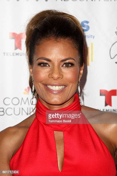 Actress Lisa Vidal attends the 31st Annual Imagen Awards held at The Beverly Hilton Hotel on September 9 2016 in Beverly Hills California