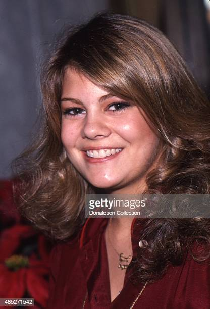Actress Lisa Whelchel from the TV show 'The Facts Of Life' attends an event in 1980 in Los Angeles California