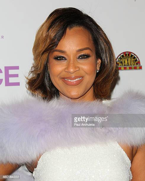 Actress LisaRaye McCoyMisick attends the Los Angeles premiere of Lap Dance at ArcLight Cinemas on December 8 2014 in Hollywood California