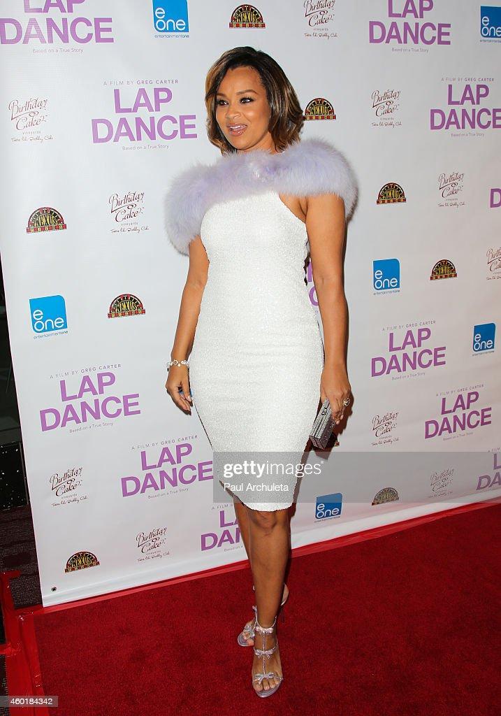 """""""Lap Dance"""" - Los Angeles Premiere : News Photo"""