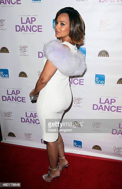 Actress LisaRaye McCoyMisick attends the pemiere of Lap Dance at ArcLight Cinemas on December 8 2014 in Hollywood California