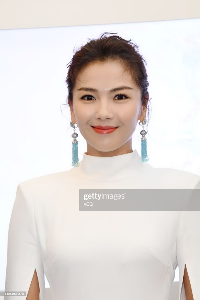 CHN: Liu Tao Attends Beauty Farm Activity In Shanghai