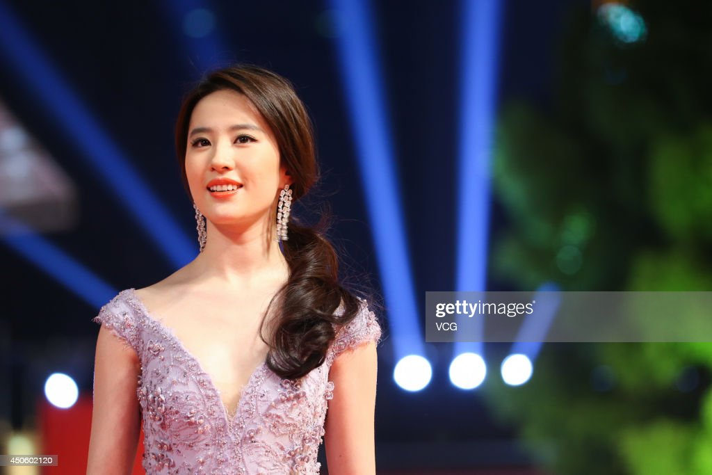 Meet the new Mulan - Liu Yifei