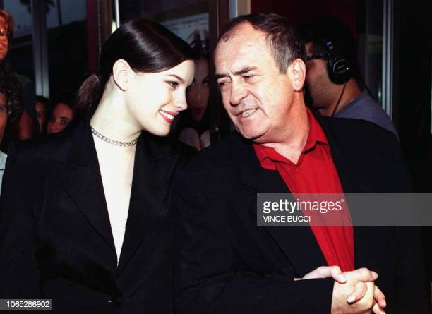 Actress Liv Tyler arrives with Academy Award winning director Bernardo Bertolucci for the West Coast premiere of their new film Stealing Beauty 19...