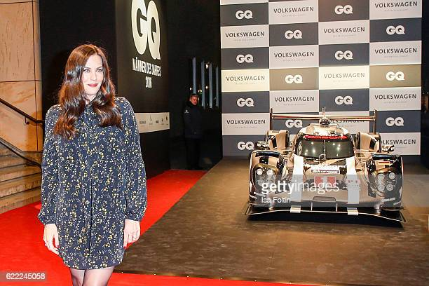 Actress Liv Tyler attends the GQ Men of the year Award 2016 at Komische Oper on November 10 2016 in Berlin Germany