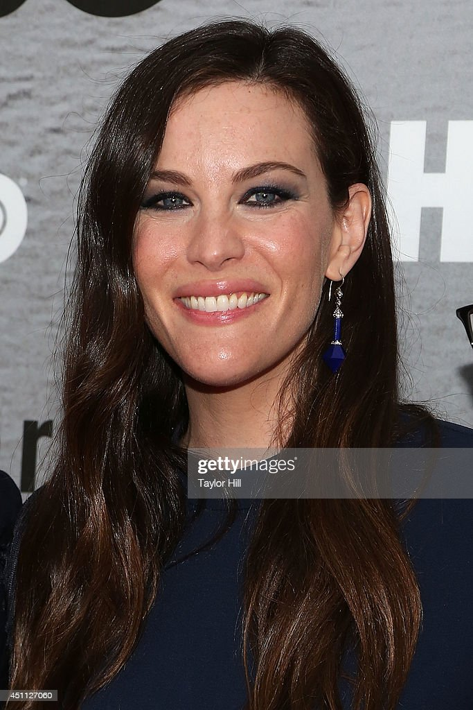 Actress Liv Tyler attends 'The Leftovers' premiere at NYU Skirball Center on June 23, 2014 in New York City.