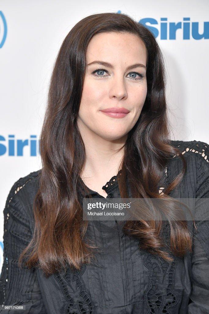 Celebrities Visit SiriusXM - July 12, 2018
