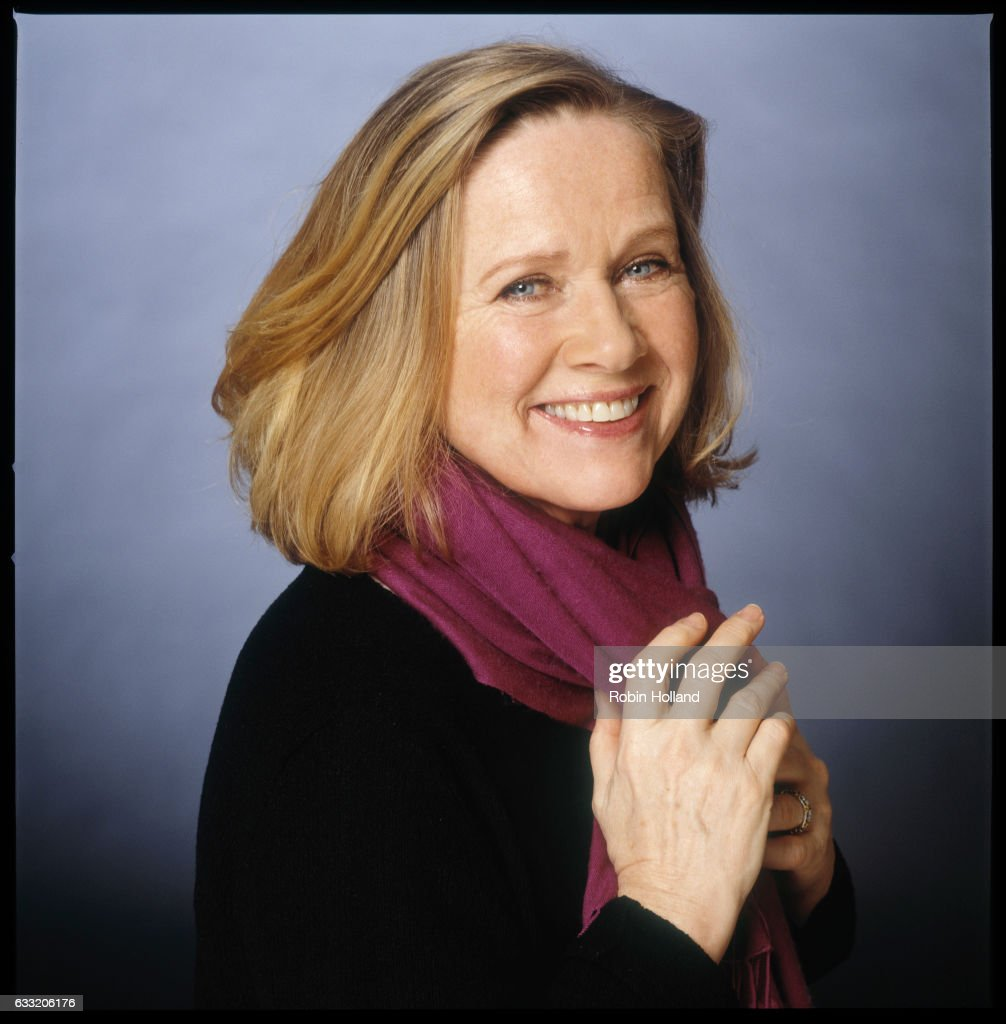 Actress Liv Ullmann is photographed on October 19, 2004, in New York City.