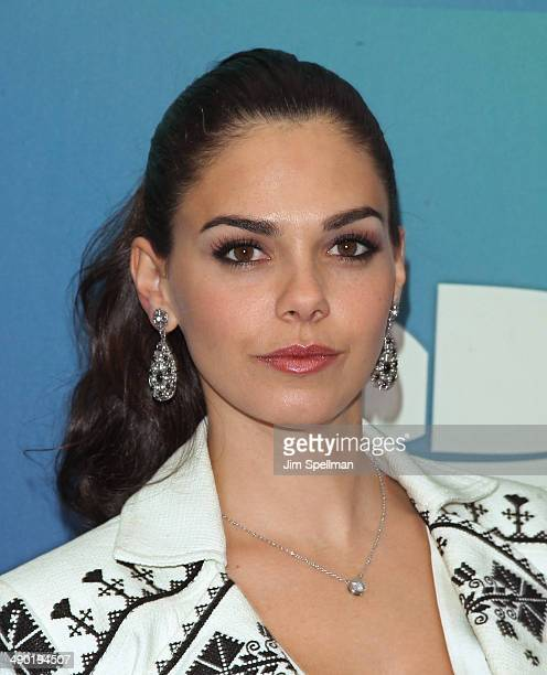 Actress Livia Brito attends the 2014 Univision Upfront at Gotham Hall on May 13 2014 in New York City