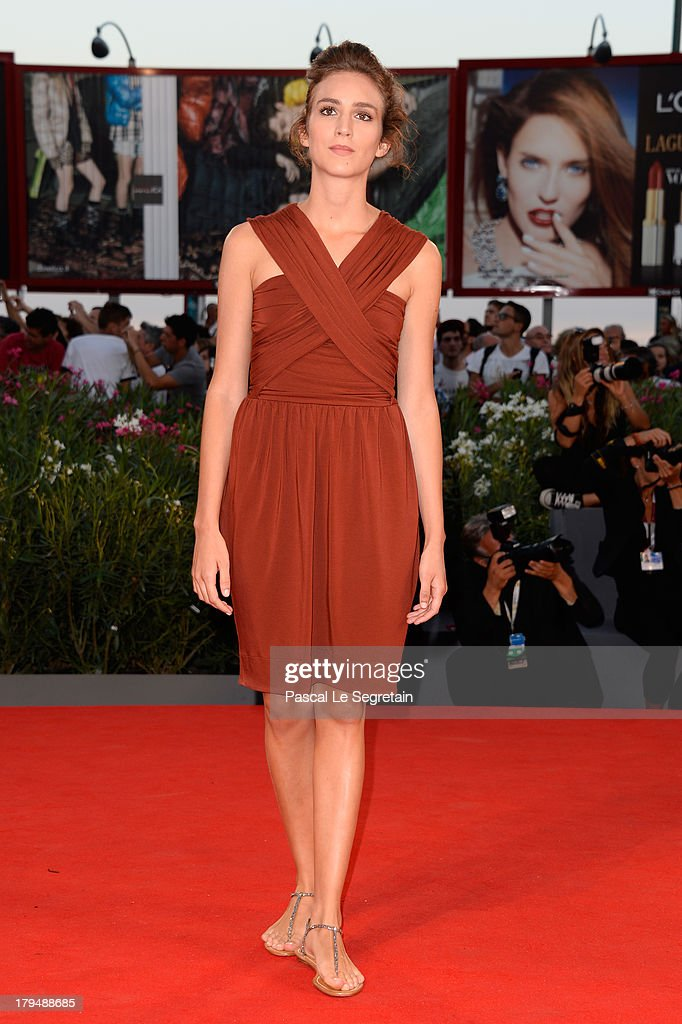 Actress Livia Rossi attends the 'L'Intrepido' Premiere during the 70th Venice International Film Festival at the Palazzo del Cinema on September 4, 2013 in Venice, Italy.