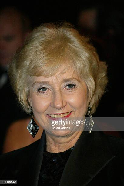Actress Liz Fraser attends Worth Exposing Hollywood an exhibition of newly discovered images by Hollywood photographer Frank Worth held at the...