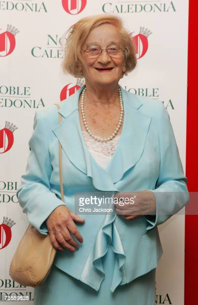 Actress Liz Smith attends The Oldie Magazine's 'Oldie Of The Year Awards 2007' at Simpson's-in-the-Strand on March 13, 2007 in London, England.