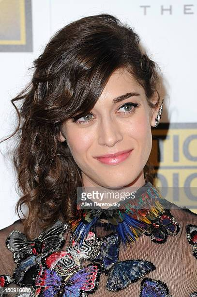 Actress Lizzy Caplan arrives at the 4th Annual Critics' Choice Television Awards at The Beverly Hilton Hotel on June 19, 2014 in Beverly Hills,...
