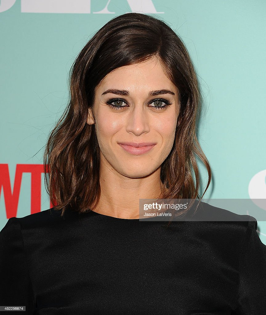 Actress Lizzy Caplan attends the 'Masters Of Sex' TCA event at Sony Pictures Studios on July 16, 2014 in Culver City, California.