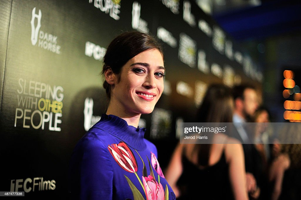 "Premiere Of IFC Films' ""Sleeping With Other People"" - Red Carpet"