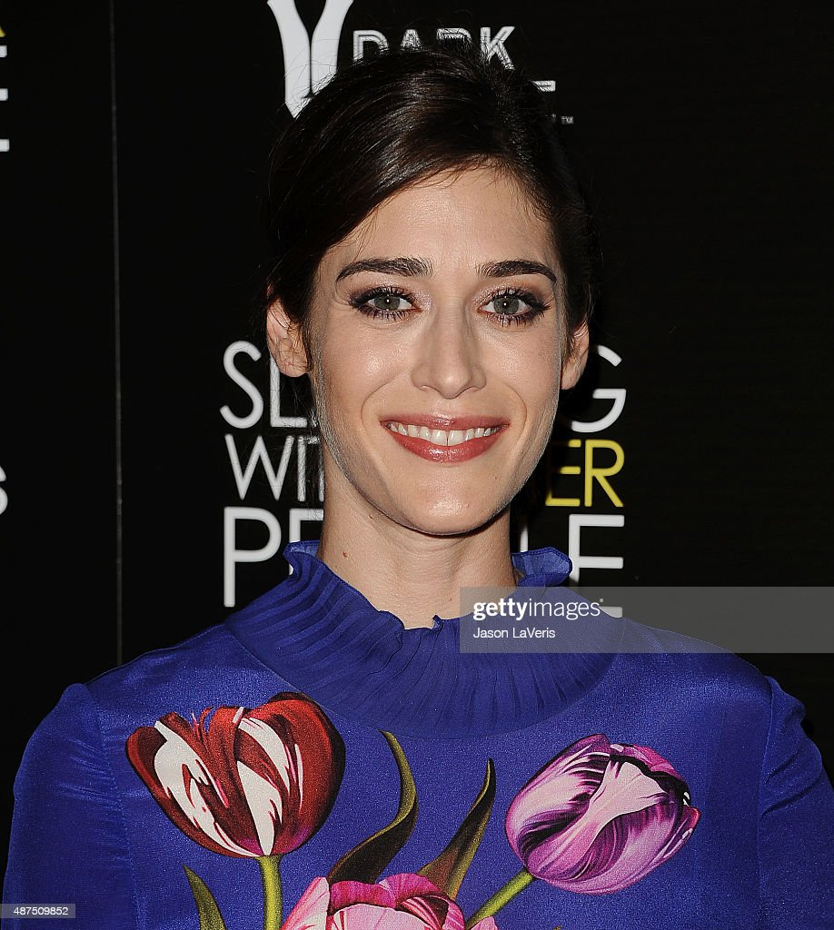 Actress Lizzy Caplan attends the premiere of 'Sleeping With Other People' at ArcLight Cinemas on September 9, 2015 in Hollywood, California.