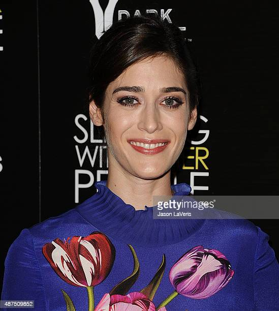 Actress Lizzy Caplan attends the premiere of 'Sleeping With Other People' at ArcLight Cinemas on September 9 2015 in Hollywood California