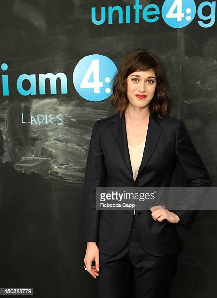 Actress Lizzy Caplan attends Variety Awards Studio - Day 1 at the Leica Gallery and Store on November 20, 2013 in West Hollywood, California.