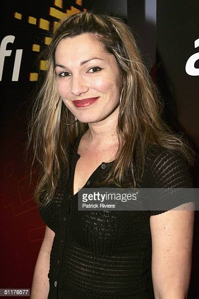Actress Loene Carmen at the screening of Tom White first film in the running for the 2004 Australian Film Institute Awards feature films category at...