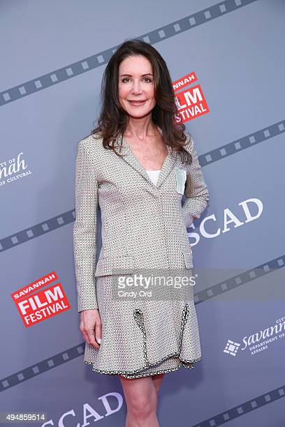 Actress Lois Robbins attends Meg Ryan Lifetime Award Presentation and Ithaca screening during 18th Annual Savannah Film Festival Presented by SCAD at...