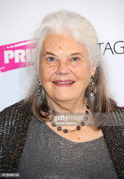 Actress Lois Smith attends Primary Stages 2016 Gala at 538 Park Avenue on October 17 2016 in New York City