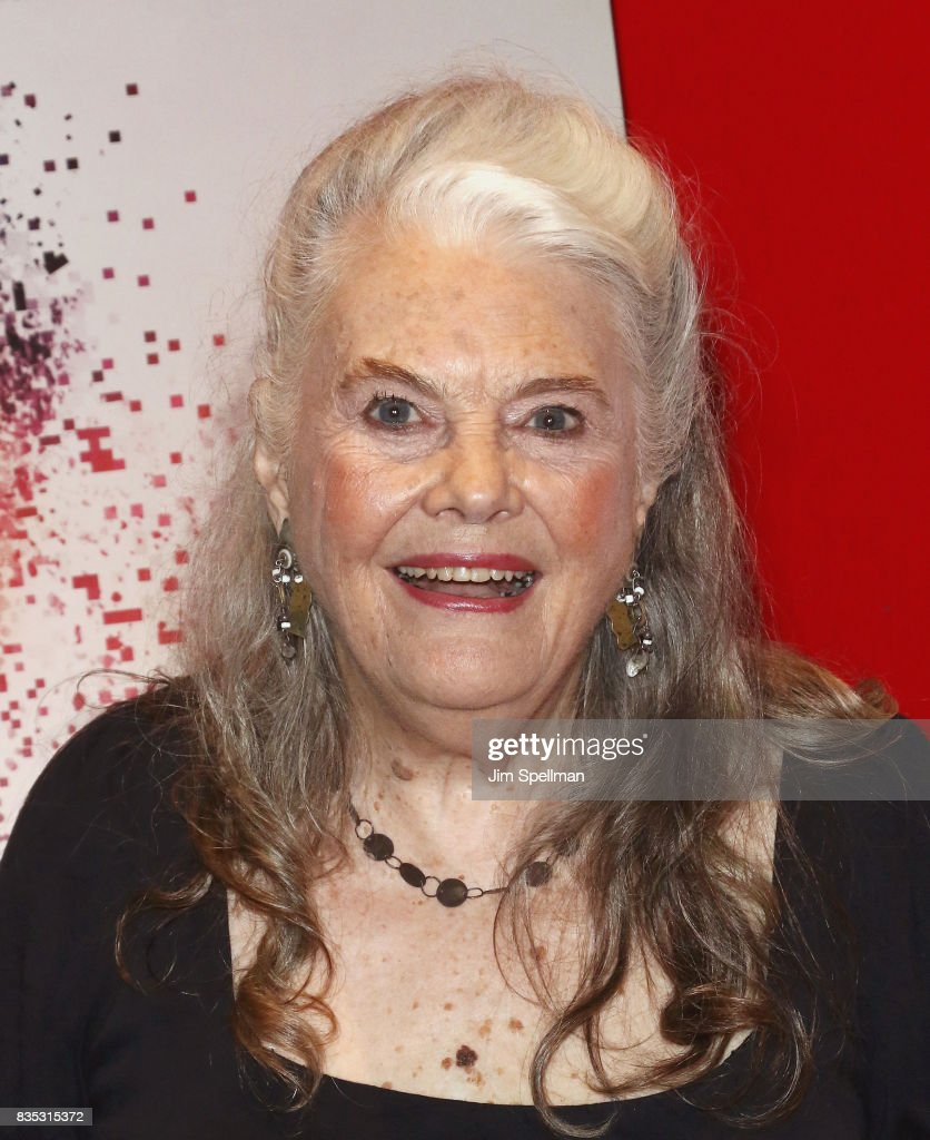 Actress Lois Smith attends the 'Marjorie Prime' New York premiere at Quad Cinema on August 18, 2017 in New York City.