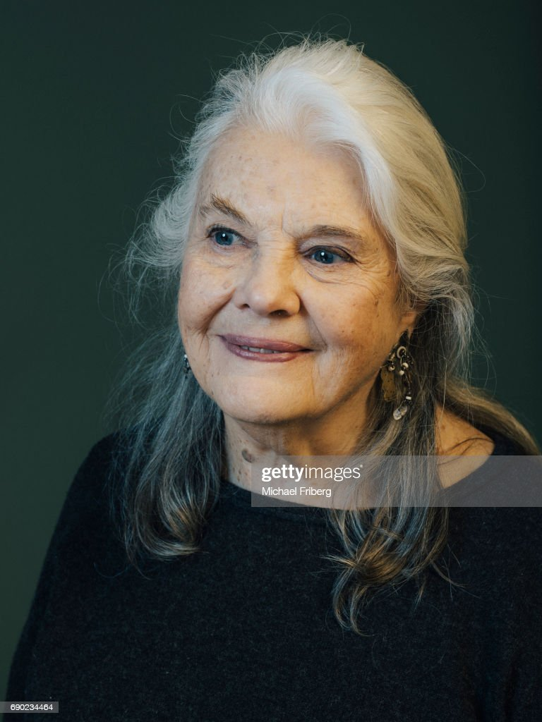 Actress Lois Smith from the film 'Beatriz At Dinner' poses for a portrait at the Sundance Film Festival for Variety on January 23, 2017 in Salt Lake City, Utah.