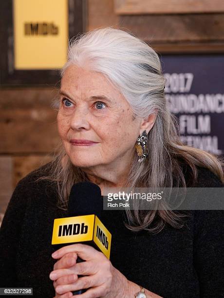 Actress Lois Smith of 'Marjorie Prime' attends The IMDb Studio featuring the Filmmaker Discovery Lounge presented by Amazon Video Direct Day Four...