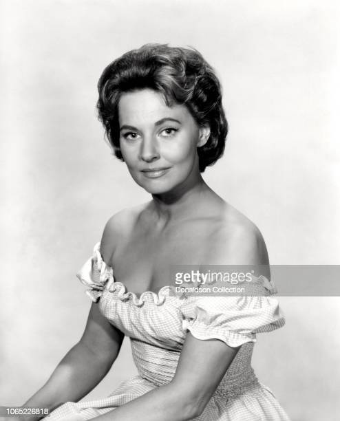 Actress Lola Albright in a scene from the movieKid Galahad