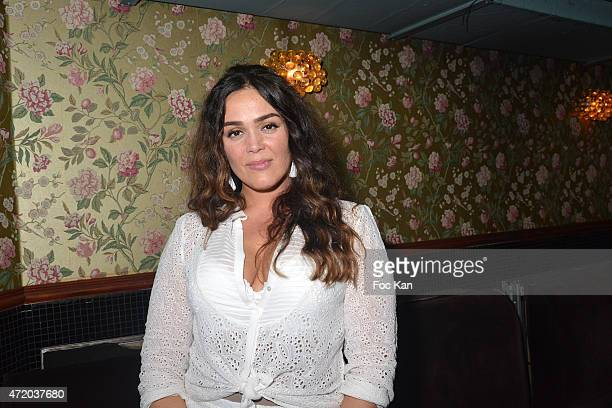 Actress Lola Dewaere attend the Nicolas Ullmann White Birthday Party at Le Bus Palladium on May 2 2015 in Paris France