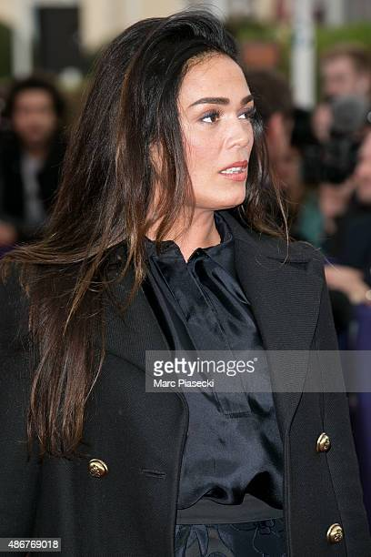 Actress Lola Dewaere attends the 41st Deauville American Film Festival opening ceremony on September 4 2015 in Deauville France
