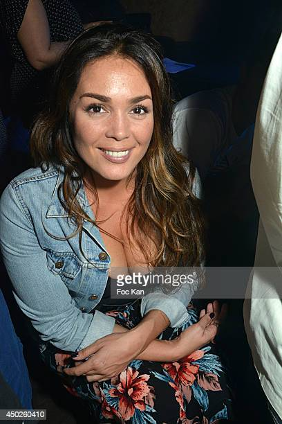 Actress Lola Dewaere attends the 'Oui Oui' Concert Party' At The Bus Palladium on June 7, 2014 in Paris, France.