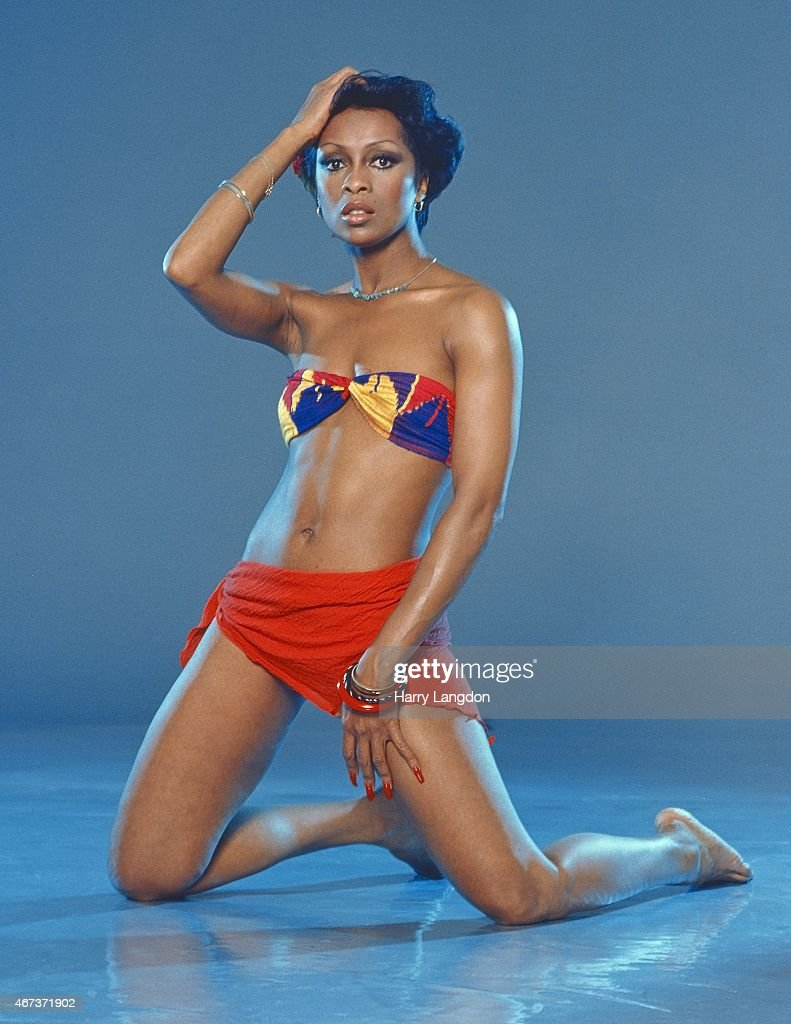 Lola Falana Portrait Session : News Photo