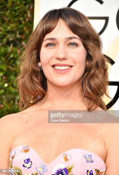 Actress Lola Kirke attends the 74th Annual Golden Globe Awards at The Beverly Hilton Hotel on January 8 2017 in Beverly Hills California