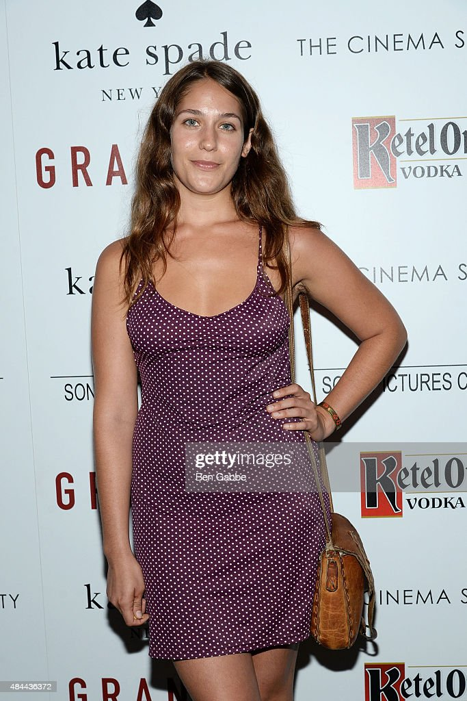 Actress Lola Kirke Attends The Cinema Society And Kate Spade Host A