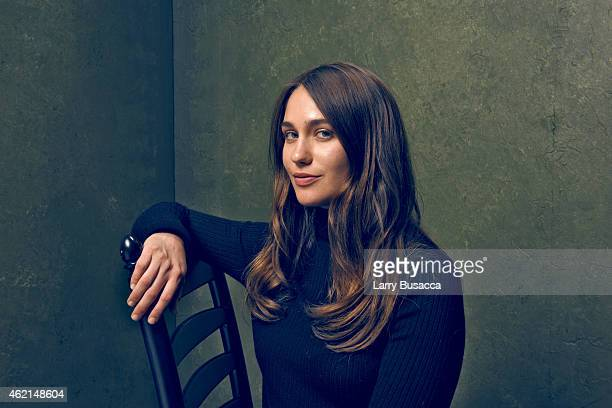 Actress Lola Kirke from 'Mistress America' poses for a portrait at the Village at the Lift Presented by McDonald's McCafe during the 2015 Sundance...