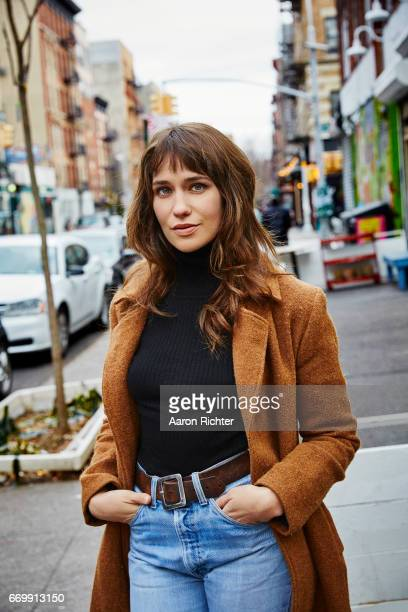 Actress Lola Kirke is photographed for Billboard Magazine on December 28 2016 in New York City PUBLISHED IMAGE