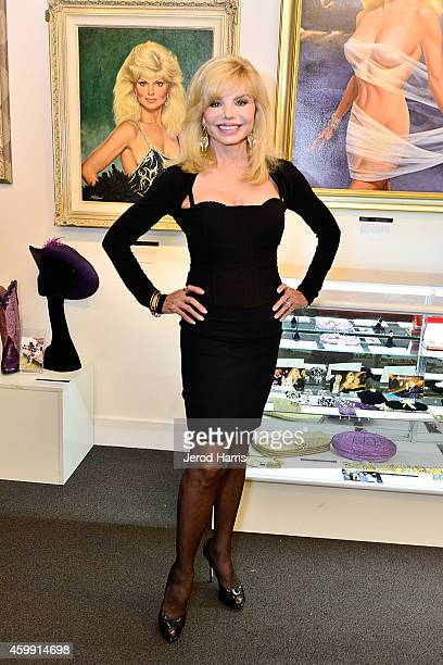 Actress Loni Anderson attends Julien's Auctions Icons Idols Hollywood Gala at Julien's Auctions Gallery on December 3 2014 in Beverly Hills California