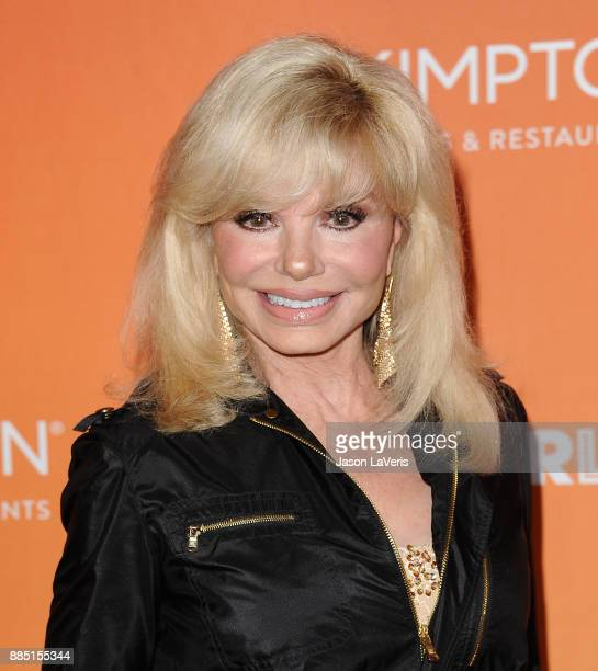 Actress Loni Anderson attends The Trevor Project's 2017 TrevorLIVE LA at The Beverly Hilton Hotel on December 3 2017 in Beverly Hills California