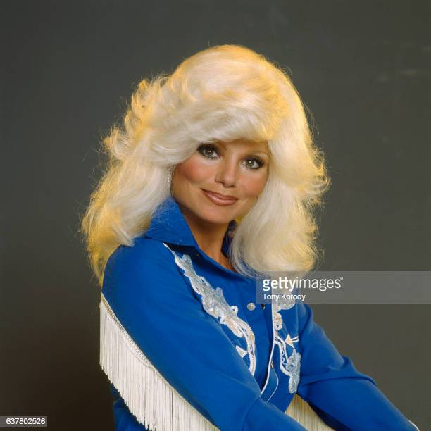 Actress Loni Anderson