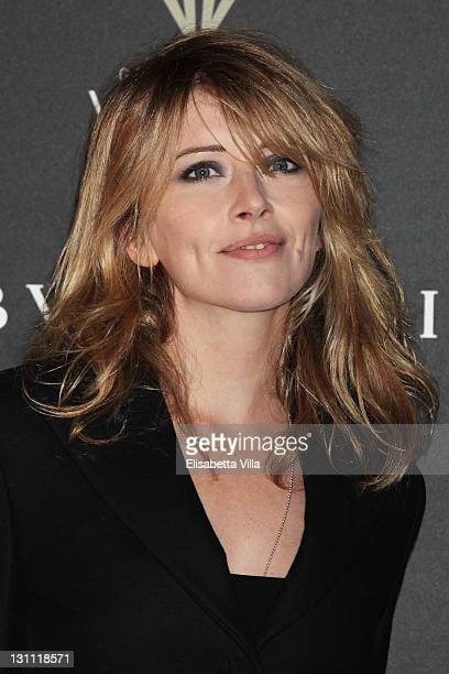 Actress Loredana Cannata attend a celebration of The International Rome Film Festival hosted by Bulgari and The Grand Hotel Via Veneto on November 1...