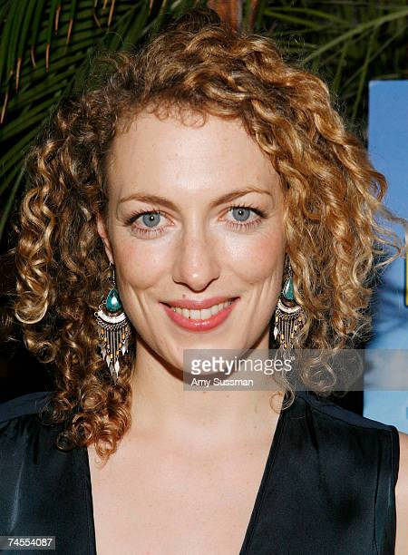 Actress Loren Horsley attends the after party for the premiere of Eagle vs Shark at The Delancy June 11 2007 in New York City