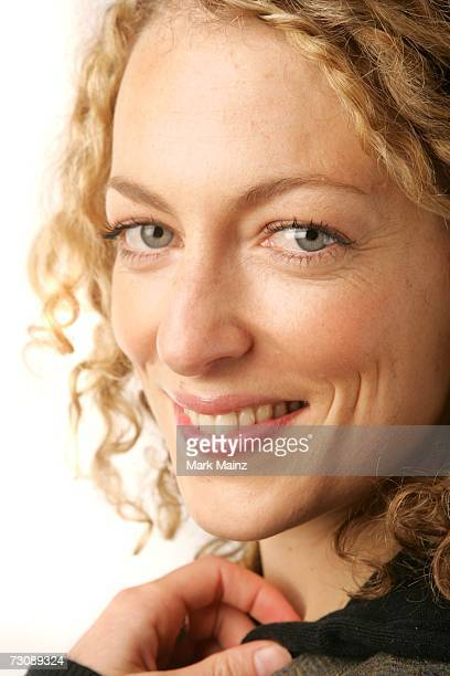 Actress Loren Horsley from the film Eagle vs Shark poses for a portrait during the 2007 Sundance Film Festival on January 23 2007 in Park City Utah