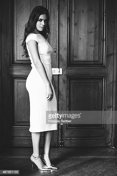 Actress Lorenza Izzo is photographed at the 41st Deauville American Film Festival on September 5 2015 in Deauville France