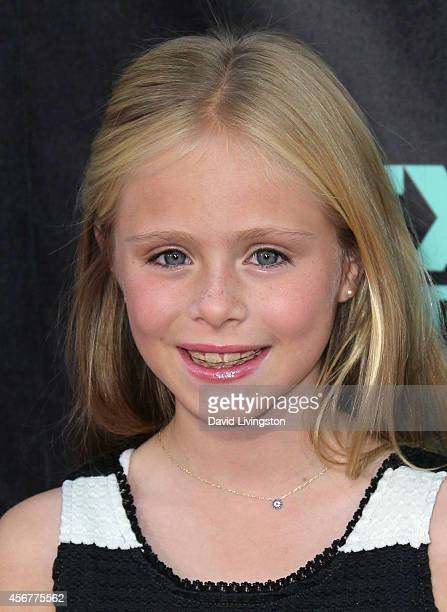 Actress Loreto Peralta attends the premiere of Disney's Alexander and The Terrible Horrible No Good Very Bad Day at the El Capitan Theatre on October...