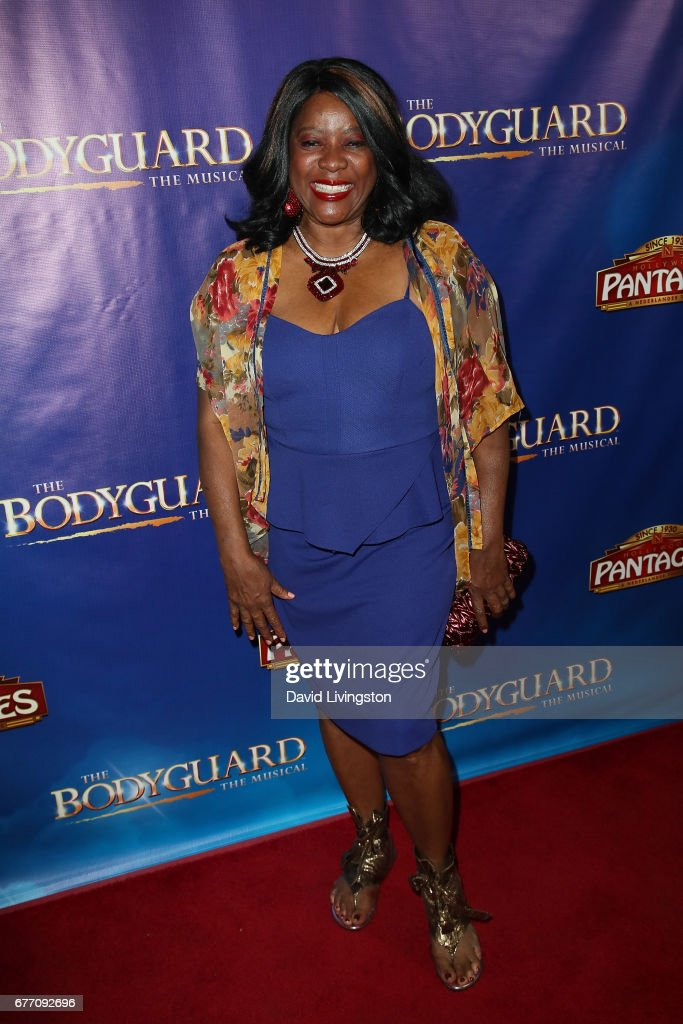 Actress Loretta Devine arrives at the premiere of 'The Bodyguard' at the Pantages Theatre on May 2, 2017 in Hollywood, California.