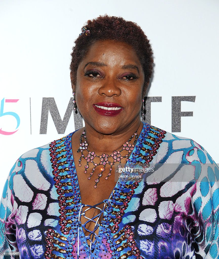 Actress Loretta Devine attends MPTF's 95th anniversary celebration 'Hollywood's Night Under The Stars' on October 1, 2016 in Los Angeles, California.