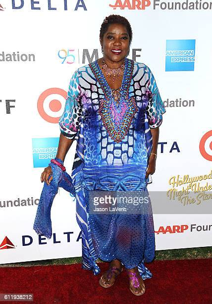 """Actress Loretta Devine attends MPTF's 95th anniversary celebration """"Hollywood's Night Under The Stars"""" on October 1, 2016 in Los Angeles, California."""